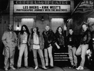 Les Brers: Kirk West's Photographic Journey With The Brothers Cover Image