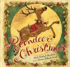 Reindeer Christmas (Paula Wiseman Books) Cover Image