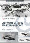 Air War on the Eastern Front (Casemate Illustrated) Cover Image