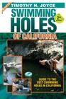Swimming Holes of California (Second Edition - Color) Cover Image