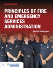 Principles of Fire and Emergency Services Administration Includes Navigate Advantage Access Cover Image