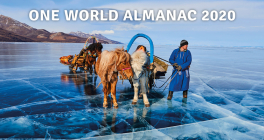 One World Almanac 2020 Cover Image