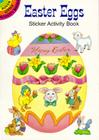 Easter Eggs Sticker Activity Book (Dover Little Activity Books) Cover Image