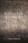 Roman Law Essentials (Edinburgh Law Essentials) Cover Image
