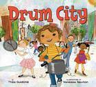 Drum City Cover Image