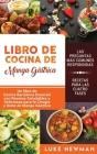 Libro de Cocina de Manga Gástrica: Un libro de Cocina Bariátrica Esencial con Recetas Saludables y Deliciosas para la Cirugía y Dieta de Manga Gástric Cover Image