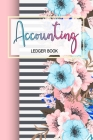 Accounting Ledger: Din A5, 6 Column Payment Record, Record and Tracker Log Book, Personal Checking Account Balance Register, Checking Acc Cover Image