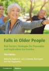 Falls in Older People: Risk Factors, Strategies for Prevention and Implications for Practice Cover Image