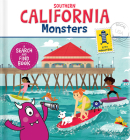 Southern California Monsters: A Search and Find Book Cover Image