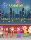Ramadan Libro da colorare: Libro da colorare di Ramadan Libro da Colorare per Bambini Cover Image
