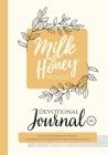 Milk and Honey Women Devotional Journal Cover Image
