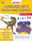 DK Workbooks: Language Arts Math and Science Grade 3 Cover Image