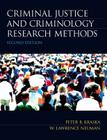 Criminal Justice and Criminology Research Methods Cover Image