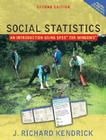 Social Statistics: An Introduction Using SPSS Cover Image