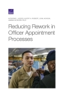 Reducing Rework in Officer Appointment Processes Cover Image
