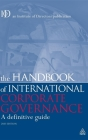 The Handbook of International Corporate Governance: A Definitive Guide Cover Image