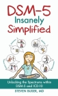 Dsm-5 Insanely Simplified: Unlocking the Spectrums Within Dsm-5 and ICD-10 [hardcover] Cover Image