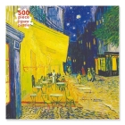 Adult Jigsaw Puzzle Vincent van Gogh: Café Terrace (500 pieces): 500-piece Jigsaw Puzzles Cover Image