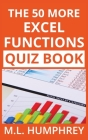 The 50 More Excel Functions Quiz Book Cover Image