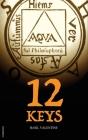 Twelve Keys: Illustrated Alchemical book Cover Image