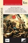 Reflexiones Sobre La Revolución Norteamericana (1776), La Revolución Francesa (1789) Y La Revolución Hispanoamericana (1810-1830) Y Sus Aportes Al Con Cover Image