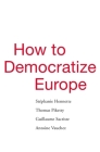 How to Democratize Europe Cover Image