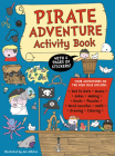 Pirate Adventure Activity Book Cover Image