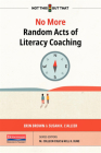 No More Random Acts of Literacy Coaching Cover Image