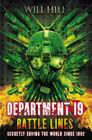 Battle Lines: A Department 19 Novel (Department Nineteen #3) Cover Image