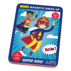 Super Kids! Magnetic Dress-Up Cover Image