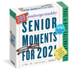 389 Unforgettable Senior Moments Page-A-Day Calendar 2021 Cover Image