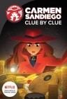 Clue by Clue (Carmen Sandiego) Cover Image