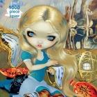 Adult Jigsaw Jasmine Becket-Griffith: Alice in a Dali Dream: 1000 Piece Jigsaw (1000-Piece Jigsaws) Cover Image