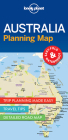 Lonely Planet Australia Planning Map (Planning Maps) Cover Image