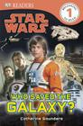 Star Wars: Who Saved the Galaxy? Cover Image