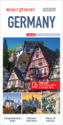Insight Guides Travel Map Germany (Insight Travel Maps) Cover Image