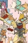 Literary Binder Cats 4x6