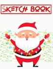 Sketchbook 100 Christmas Gift: Painting Teens Notebook Blank A5 Writing Note Book Secret Diary - Doodle - Scribblings # Durable Size 8.5 X 11 INCHES Cover Image