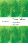 Poesie Italiane: Italia - Suomi Cover Image