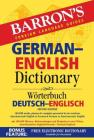 Barron's German-English Dictionary (Barron's Bilingual Dictionaries) Cover Image