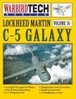 Lockheed Martin C-5 Galaxy - Warbirdtech Vol. 36 Cover Image