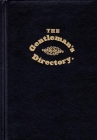 The Gentleman's Directory (Applewood After Dark) Cover Image
