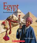 Egypt (Enchantment of the World) (Library Edition) Cover Image
