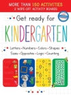 Get ready for Kindergarten Cover Image