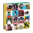 Momo the Dog 500 Piece Puzzle Cover Image