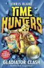 Gladiator Clash (Time Hunters #1) Cover Image