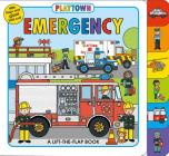 Playtown: Emergency: A Lift-the-Flap book Cover Image