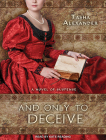 And Only to Deceive (Lady Emily Mysteries #1) Cover Image
