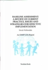 Baseline Assessment: A Review of Current Practice, Issues and Strategies for Effective Implementation Cover Image
