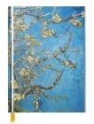 Van Gogh: Almond Blossom (Blank Sketch Book) (Luxury Sketch Books) Cover Image